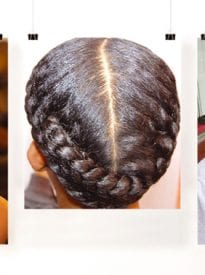Back to school - natural hair