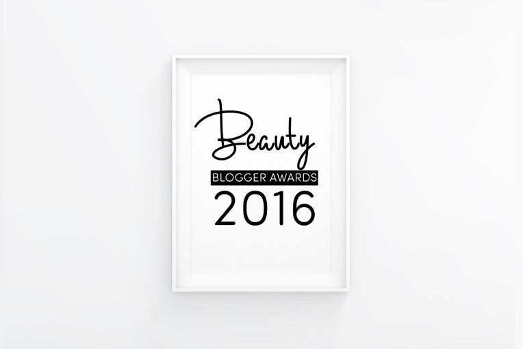 Beauty Blogger Awards