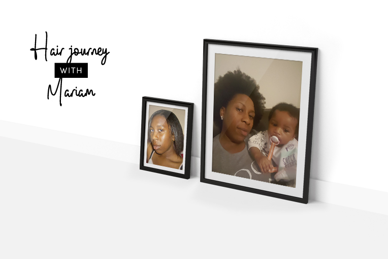 Natural Hair story with Mariam