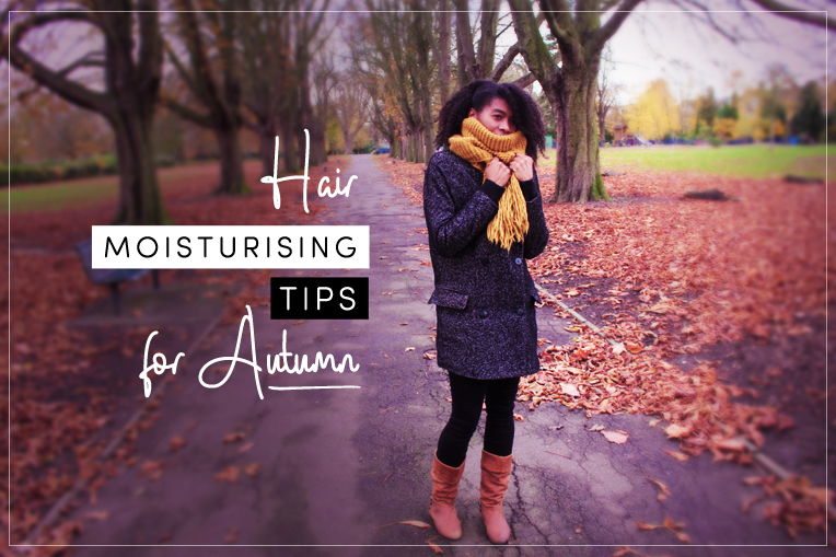 Moisturising hair tips for autumn - Natural Curlies