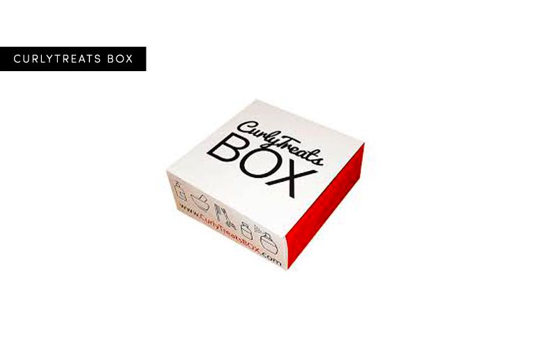 CurlyTreats Box