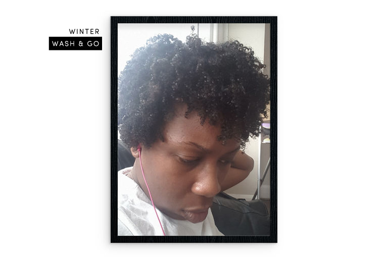 Winter Wash and go