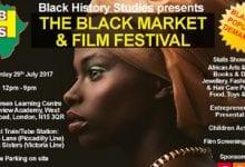 The Black Market & Film Festival