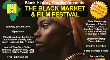 The Black Market & Film Festival