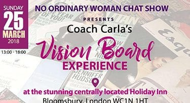 No Ordinary Woman Chat Show