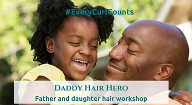 Daddy Hair Hero