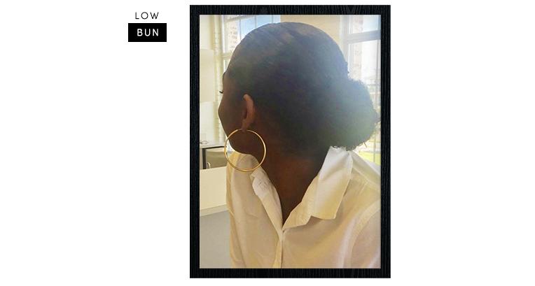 Anstacia Natural Hair Journey