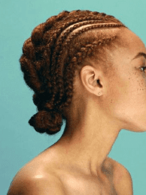 Cornrow hairstyles 2018 | Natural Curlies