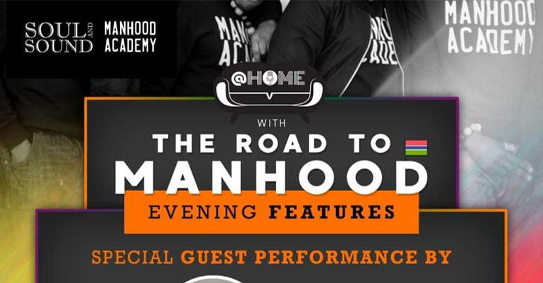Black History Month - @ HOME WITH THE ROAD TO MANHOOD Black History Month Fundraiser Special