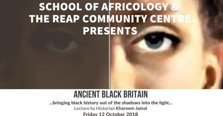 Black History Month- Ancient Black Black Britain