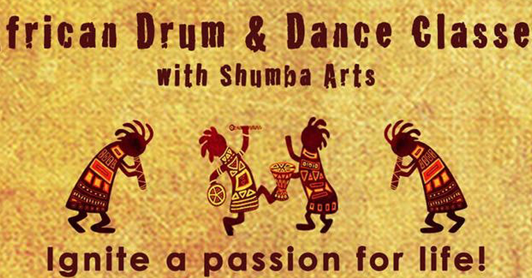 African Drum Dance Classes