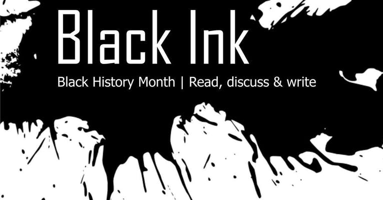 Black History Month - black_ink