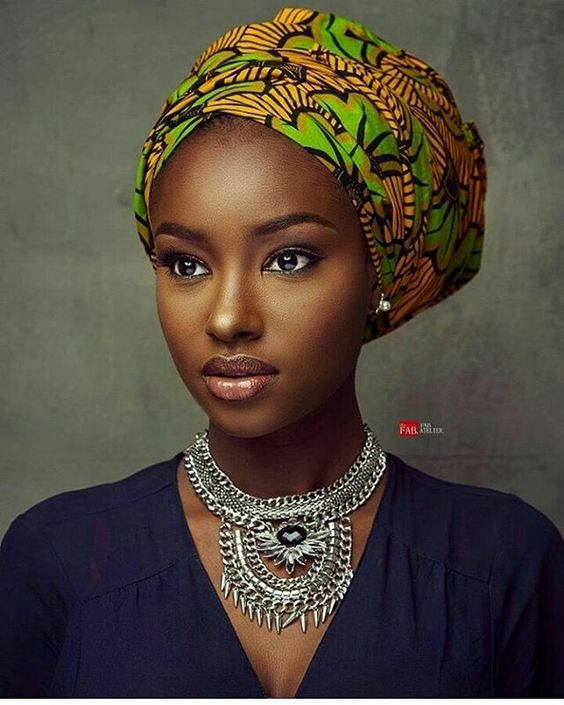 African Beauty: The History And Meaning Of African Head Wraps